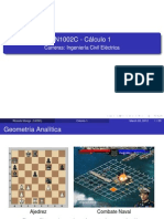 Calculo1 Geo Analitica I