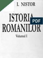 122746223 Istoria Romanilor Vol 1 Ion Nistor