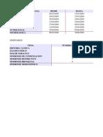Cronograma de Seminarios Semiologia