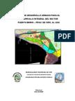 Plan de Desarrollo Urbano Puerto Morin