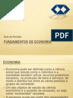 Slide de Economia (1ª Avaliação)
