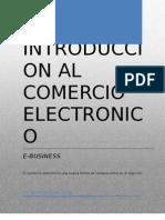 Introduccion Al eCommerce