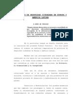 POLÍTICAS DE SEGURIDAD CIUDADANA EN EUROPA Y AMÉRICA LATINA (2)