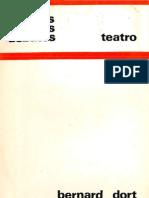 A Grande Aventura Do Ator Segundo Stanislavski - Bernard Dort