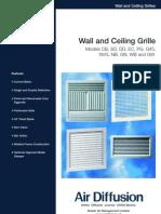 Air Diffusion - WallandCeilingGrills