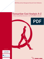 Transaction Cost Analysis a-Z