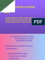 Hypersplenisme