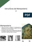 Estructuras de Mampostería 2
