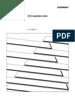 Allen Bradley OS 9 Assembler Linker