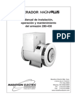 Marathon 362CSL1606 Data Sheet