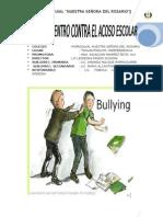 Plan Contra La Violencia y Acoso Escolar