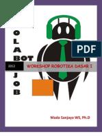 Materi Dasar Robotika Bolabot Institue
