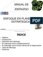 Manual de Liderazgo Corto