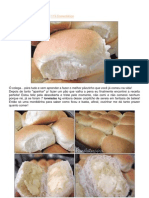 Pãozinho de Leite Fofíssimo