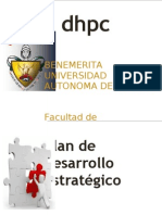 Plan de desarrollo estratégico DHPC
