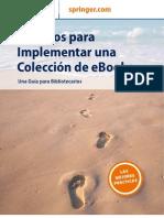 10 Pasos Para Implementar una Colección de eBooks
