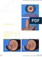 Structure and Wood Properties
