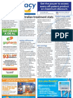 Pharmacy Daily for Thu 21 Mar 2013 - Aussie treatment stats, Student essay comp, Autism, Sigma honours and much more...