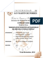 Monografia Final - USMP - Control de Calidad 2012-2. FINAL