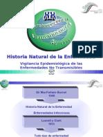 HISTORIAS NATURALES