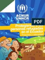 Preguntas y Respuestas Sobre Refugio en Ecuador