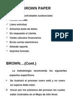 Complemento de Brown Paper