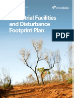 Terrestrial Facilities and Disturbance Footprint Plan