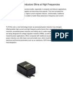 Processed Power Inductors Shine at High Frequencies.20130321.135413