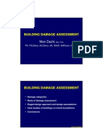 Building Damage Assessment - GeoSS Event Seminar 10 Nov 2009_slides