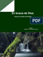 Teilhard de Chardin en Busca De_Dios