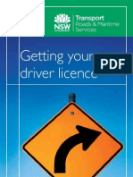 Getting Your Driver Licence