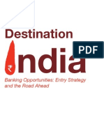 India a great destinantion for banking