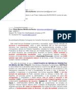 O Judiciario Brasileiro e Acima de Tudo Um Pod