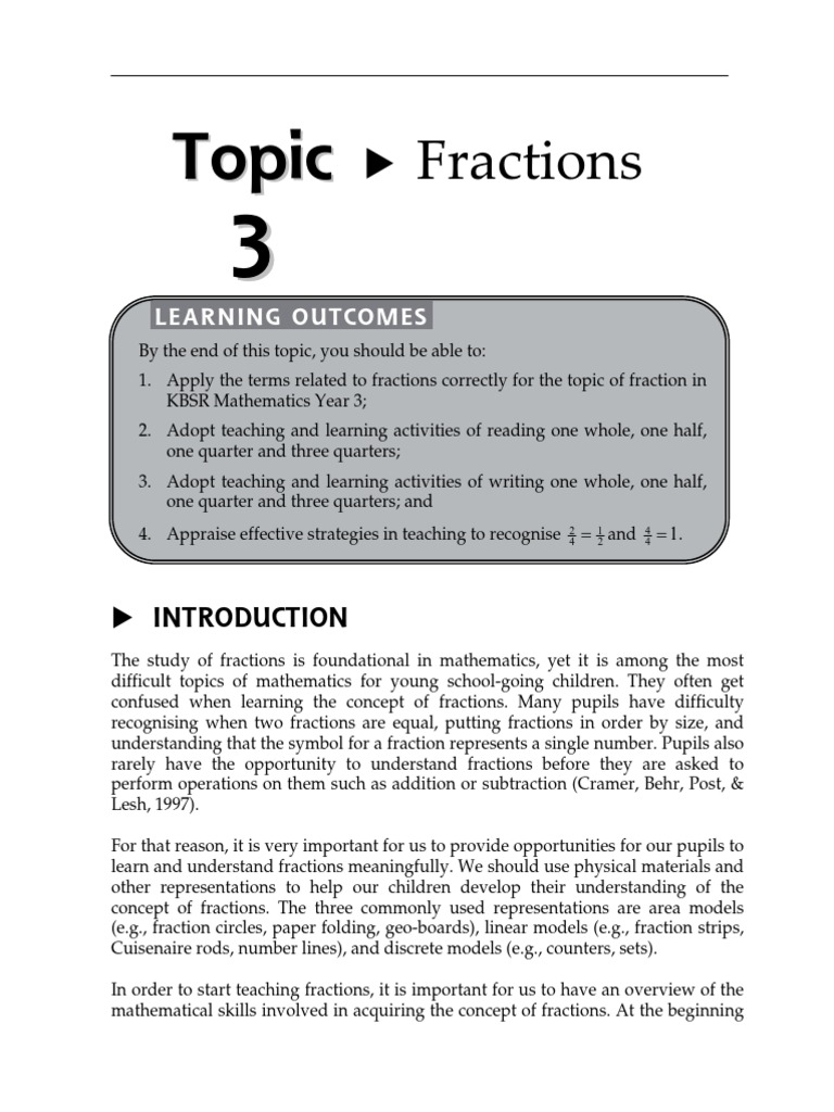 Attractive Fraction Booklet Printable Photos - Math Worksheets ...