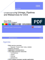 Understanding Urimaps, Pipelines and Webservices for CICS100407