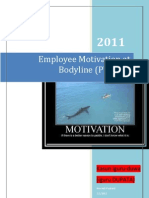Employee Motivation for Bodyline