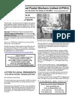 Jan 2013 CPWU Newsletter