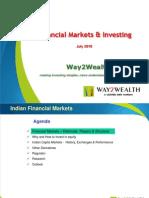 Financial Markets & Investing_Jul'10