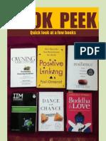 Book Peek - January 31, 2013 - Preview