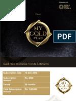 My Gold Plan PPT (1)