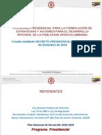 Minorias Etnicas Poblacion Afrocolombiana