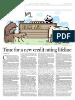 BRICS Credit Rating Agency