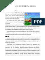 DAMPAK PEMAKAIAN ENERGI TERHADAP LINGKUNGAN.docx
