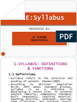 Ltle Syllabus Ppt Smt 2 presented by Al Furqon 06122501011