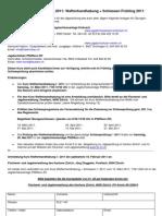 Anhang 11 Anmeldung Kurs Waffenhandhabung Fruehling 2011