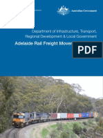 Adelaide Rail Freight Movements Study Final Report