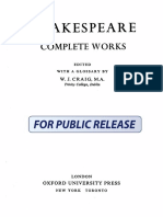 William Shakespeare - Complete Works