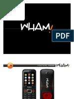 WHAM - Handset Port Folio