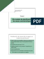 Planificació i avaluació de l'AF (Tema 2)