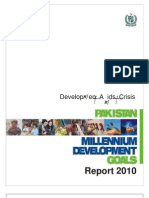 Pakistan Mdg Report 2010